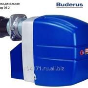 Горелка жидкотопливная Buderus Logatop DZ 2.1-2121 109/152 кВт 7747208637 фото
