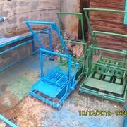 Станок для шлакоблоков КОМАНЧ-3 фото