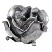 Роза HY-274 3 лепестка d 70, артикул 10223 фото