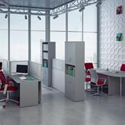 Офисная мебель Riva Grey фото