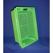 Ящик полимерный многооборотный для овощей и фруктов №2 фото
