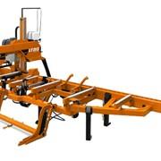 Ленточная пилорама Wood-Mizer LT20 для среднего бизнеса фото