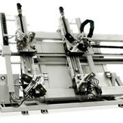 Четырехголовочный сварочный станок LM4S-100х1800х3000 (LM4S-100х1800х3000 Четырехголовочный стыковочный станок с ЧПУ для алюминиевых дверей и окон) LM4S-100х1800х3000 фото