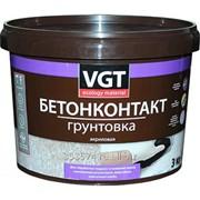 Грунт ВГТ Бетонконтакт 16кг фото