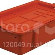Пластиковый ящик с крышкой 502х332х150 Арт.307