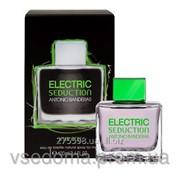 Antonio Banderas Electric Seduction In Black For Men 100 ml. фото