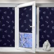 Кассетные рулонные шторы Uni фотография
