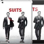Чехол на iPad 2/3/4 Suits v1 2511c-25 фото