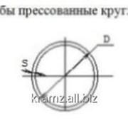 Труба прессованная круглая шифр профиля: 01/0044 D, мм 33,5 S, мм 2,9 фото