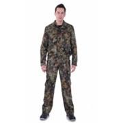 Костюм Охота СТ (куртка короткая, брюки) КМФ фото