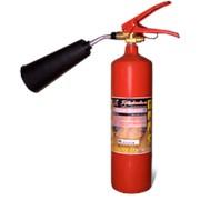 Углекислотный огнетушитель ОУ-1 фото
