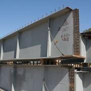 Строения стальные пролетные автодорожных и железнодорожных мостов фото