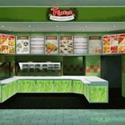 Дизайнерское оформление ресторанов