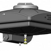 Бак для душа 250 л с крышкой и электрическим обогревом (Д250ЭО) фото
