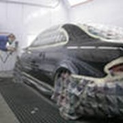 Кузовной ремонт и окраска фото