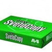 Бумага SvetoCopy А3, 80 г/м2, 500л фото