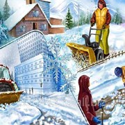 Уборка и вывоз снега в Твери фото