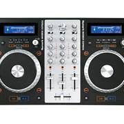 Сдвоенный CD/MP3-проигрыватель/микшер Numark Mixdeck фото