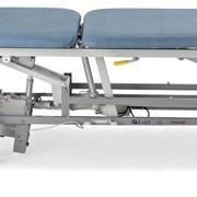 Стол массажный 5-секционный с гидравлической регулировкой высоты, мод. 125H фото