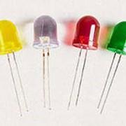 Светодиоды с диаметром 8мм