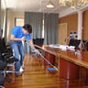 Уборка офисов. фото