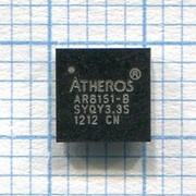 Сетевой контроллер AR8151-B фото