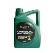 HYUNDAI/KIA Commercial Diesel CI-4 10w40 4л. масло моторное фото