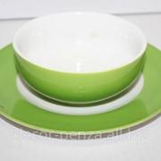 Салатник с тарелкой ЕА-487 фото