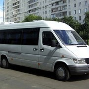 Перевозки на микроавтобусах фото