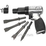 Пневматический молоток с 4-мя зубилами 190 мм PAH-20029R фото