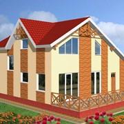 Проект индивидуального дома Брянск фото
