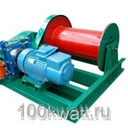 Лебедка тяговая электрическая Torin JM 10 т., 450 м. (без каната) фото