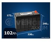 Батарея Varta Promotive Black 102Ah H18 фото
