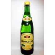 Лимонад в стеклянной бутылке 0,5 фото