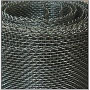 Сетка тканая оцинкованная 5x5x1,2 ГОСТ 3826 - 82 3СП5 фото