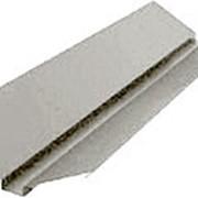Ендова ЕВ-417 2.5м Сигнально-белый RAL9003 фото