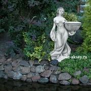 Садовая фигура Скарлет фото