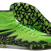 Футбольные бутсы Nike Hypervenom Phantom II FG Зеленый фото