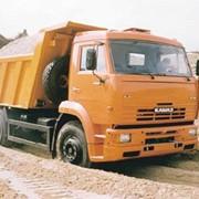Услуги по доставке строительных материалов. фото