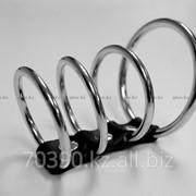 4 эрекционных кольца Ring Cock Cage (SS100-35) фото