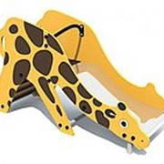 Горка жираф фото