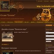 Разработка интернет-проектов, сайтов фото