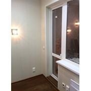 Ремонт ПВХ-окон и дверей. фото