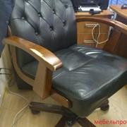 Ремонт офисных кресел, ремонт кресел руководителя! фото
