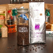 Cafea boabe Ethiopia Yergacheffe фото