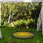 Качели-Гнездо ХИТ 120см фото