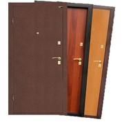 Дверь металлическая модель Bravo 2 фото