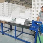 Межэтажная плита перекрытия из пенополистирла