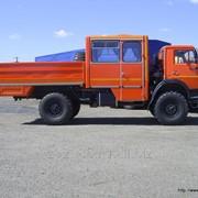 Вахтовый автобус специальный НЕФАЗ-42111-11-16 фото
