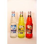 Газированный напиток Лимон фото